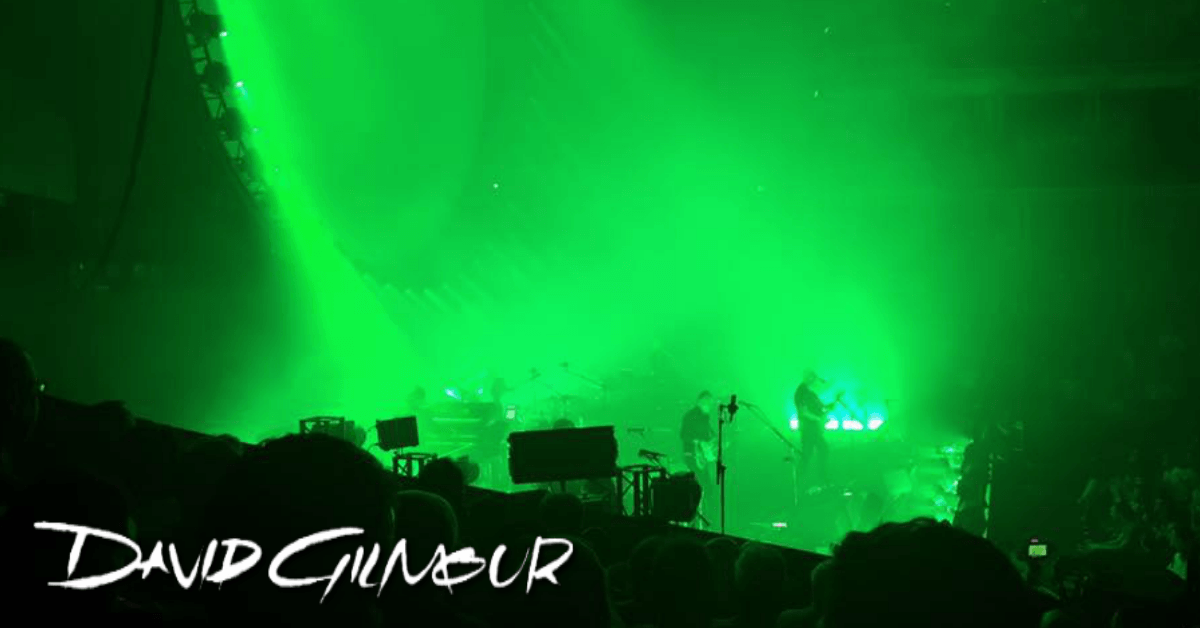David Gilmour Live at the Royal Albert Hall