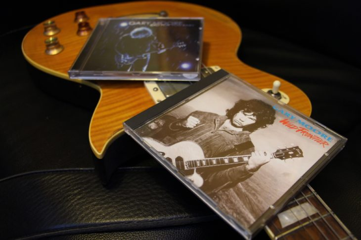 Moore Blues For Gary Les Paul